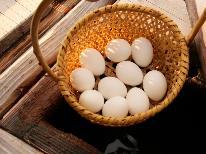 《信州の春限定》【野沢温泉まんじゅう】または【温泉卵】のお土産付き♪創作料理の1泊2食付プラン