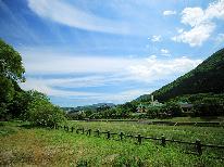 《1日2組限定》那須塩原の自然の中で手ぶらでBBQ☆源泉かけ流しの温泉でのんびり…♪【1泊2食付】