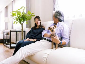 【大型犬専用】大型犬welcome♪愛犬と一緒に栃木の旬を感じるイタリアンディナー[1泊2食]