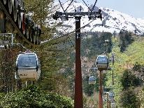 【御岳ロープウェイ 往復乗車券】チケット半額♪標高 2150m雲上のパノラマ♪雲海と彩の世界を体験!