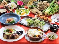【1泊2食付】戸隠の大自然とおいしい料理を満喫☆のんびり過ごすスタンダードプラン♪