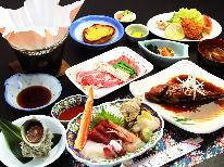 ■【朝日×海×料理】常陸の味を満喫♪オーシャンビューの茨城旅[1泊2食付]