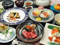 【おすすめ!】季節の創作料理&和牛ステーキ