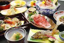 岐阜に集う美味をいただく贅沢(о´艸`)゜旦那の気まぐれおまかせ満腹プラン-極-〔1泊2食〕