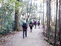 【トレッキング3大特典付】ハイキング、トレッキング、登山早朝出発OK!!アクティブに過ごそう《夕食付》