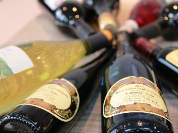 【雪解け特典付】選べる♪ワイン10%OFF!お料理と一緒にお好きなワインを【1泊2食付】