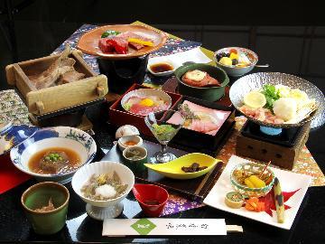 にぐばり食ねで・・・まあ肉好きのためのコースがあっても♪『秋田肉グルメ会席』