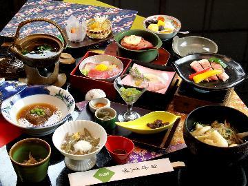 【リピーターさん向け】秋田県民応援プラン!料理長の遊びごころ♪アレンジをきかせた創作料理!