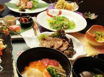 【宮城厳選食材】宮城が誇る食材満載のこだわり創作懐石~銀桜-ginzakura-~