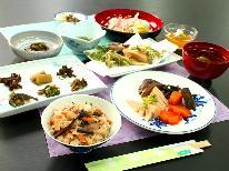 【春爛漫☆彡】春の訪れに感謝(^^♪旬をいただく山菜料理コースプラン