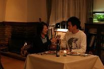 1/2~3/31【HP予約限定】料金オトクな貸切風呂2種類と1泊2食付