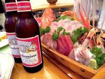 地魚お刺身舟盛り付きプラン