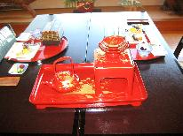 お正月◆12/31-1/3 限定!伊勢海老×鮑を味わう【雅月】お正月限定特典アリ!