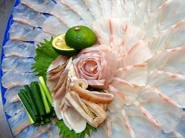 【幻の魚『クエ』を食す旅☆彡】高級魚をお腹いっぱい♪クエフルコース