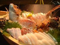 ◆春のグレードアッププラン◆アワビに舟盛が付いた豪華な春の日本海を楽しもう♪