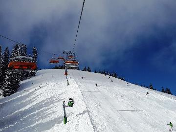 【リフト1日券付】 野沢温泉スキー場のリフト券付らくらく宿泊パック♪ 《1泊2食》