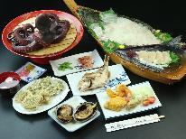 伊勢海老×海鮮料理★島の恵み満載のグレードアッププラン!
