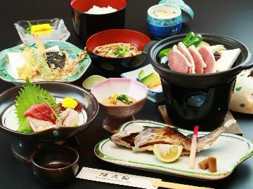 ◆スタンダード◆おまかせ手作り料理とpH9.9アルカリ美肌温泉☆+゜