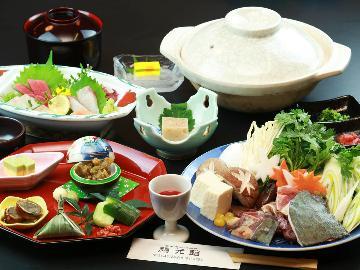 ◆すっぽん◆美肌&疲労回復!強アルカリ性温泉と特別料理で極上艶肌☆彡