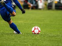 【鹿島ホーム】サッカーファン支配人の大盤振る舞い企画♪Jリーグ観戦[素泊り]