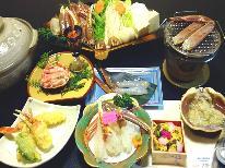 <11/7~3/20> E 冬の贅沢!オール松葉ガニ2杯フルコース【ゆでガニとセコガニ付】