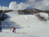 ◆特典!◆【春スキー!白馬八方リフト券付き】春も八方でスキー!【1泊2食】