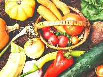 <自家製野菜のお土産付き>女将のあったか手作り料理♪HP限定