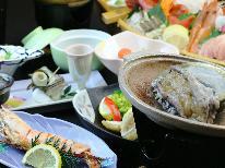 【アワビ踊り焼き】見て楽しい!食べてうまい!!豪華舟盛りが付いた贅沢海鮮祭★