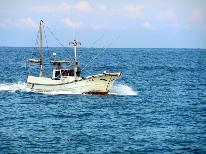 漁師気分満喫☆刺し網漁体験一泊二食付きプランで、特別な体験☆