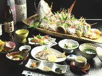 【定番】はまや自慢の料理をお得に☆網元プラン