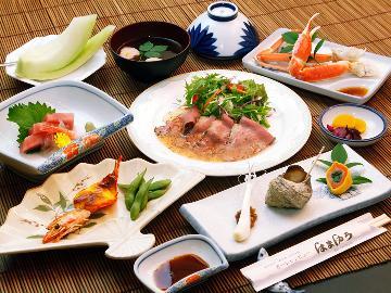 ≪スタンダード≫栄養&ボリューム満点手作り料理☆はまゆうの定番2食付プラン