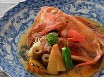 【旬の魚料理】お好みの調理法でご提供~蒸し魚、焼き魚、魚のしゃぶしゃぶからお選び頂くプラン