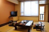 【桃】和室10畳+和室10畳+檜露天風呂