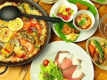 【1泊2食付】心を潤す旅に出かけよう!まごころ溢れる洋風家庭料理を味わう