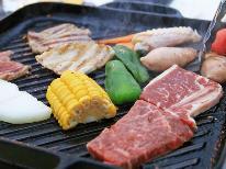 【夏限定】夏といえばコレ♪海水浴と海鮮BBQで夏満喫プラン