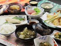 【2食付】田舎料理でおもてなし♪地元のうめぇ旬の野菜で作る料理をたべてけろ~!