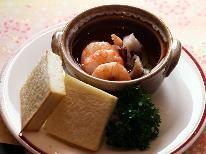 【初音~冬の膳~】メインは旬鮮!魚介のアヒージョ&鴨鍋♪和食&イタリアンの絶妙なコラボレーションに舌鼓♪