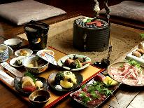 ◆黒毛和牛&季節の一品 炭火焼き付会席プラン◆人気の炭火焼きメニューです!