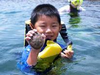【夏ファミリーenjoy☆】海水浴と磯遊び♪ビーチまで徒歩7分!【特典付&無料貸切温泉】