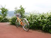 【自転車を屋内で保管OK♪】サイクルメッカ伊豆へ!自転車の旅人応援プラン!