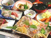 【HP限定価格!】漁師宿が贈る!旨みあふれる『熟成お刺身』VS獲れピチ『ぷりぷりお刺身』食べ比べプラン