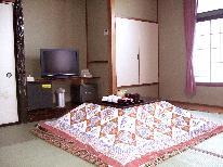 【冬季限定】イチ押し!真冬の富士山は絶景★こたつのある宿♪1泊2食9000円~♪
