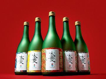 """<幻の酒""""本菱""""復活祭>お土産特典付《風林火山プレミアム》"""