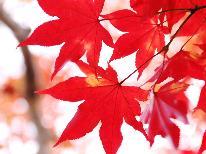 《期間限定》野沢温泉の秋の味覚を味わう&紅葉を楽しむ♪[1泊2食付]