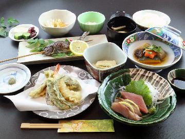 【スタンダード】当館一番人気♪季節によって味わえる『四季の料理』を満喫♪