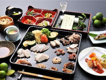 【400年以上も守り抜いた郷土料理★荒城の月会席★】400年以上引き継がれた「頭料理」は竹田ではここでしか味わえない♪