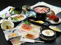 【一番人気☆スタンダード】栃木グルメをご提供♪『とちぎ和牛』の陶板焼き×プレミアムヤシオマス