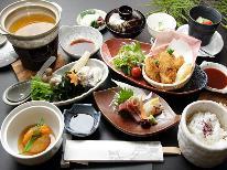 【エコノミープラン】リーズナブルに宮島を楽しむ!新鮮魚介に舌鼓[1泊2食付]