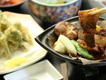 【一泊二食・竹】白山の旬会席♪ちょっぴり贅沢な食旅をお求めの方に♪