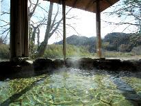 袋田の滝とラジウム温浴を満喫♪【朝食付】